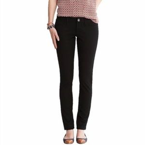 Banana Republic Black Sloan Jeans - B